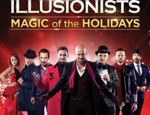 The Illusionists Magic of the Holidays : Flash Giveaway
