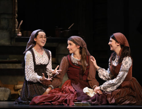 Fiddler on the Roof at The National This Week