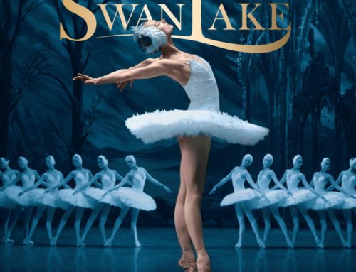 St. Petersburg Ballet Theatre's Swan Lake at National Theatre